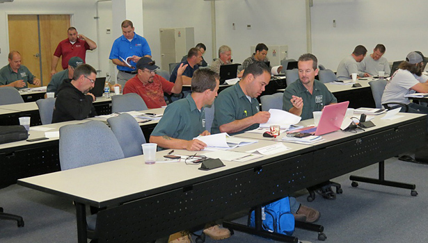 Manufacturer-Based Training