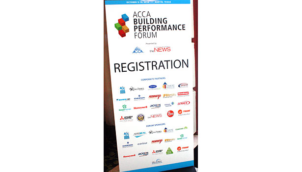 Building Performance Forum