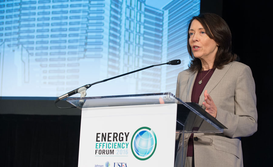 2016 Energy Efficiency Forum U.S. Sen. Maria Cantwell