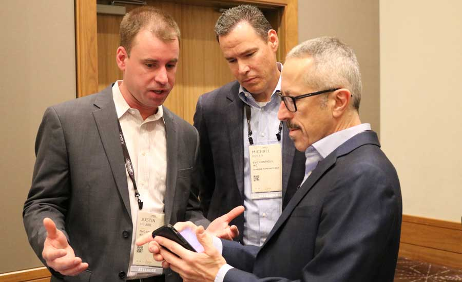 Attendees of the 2018 HARDI Annual Conference had plenty of time to network during the event. - The ACHR News