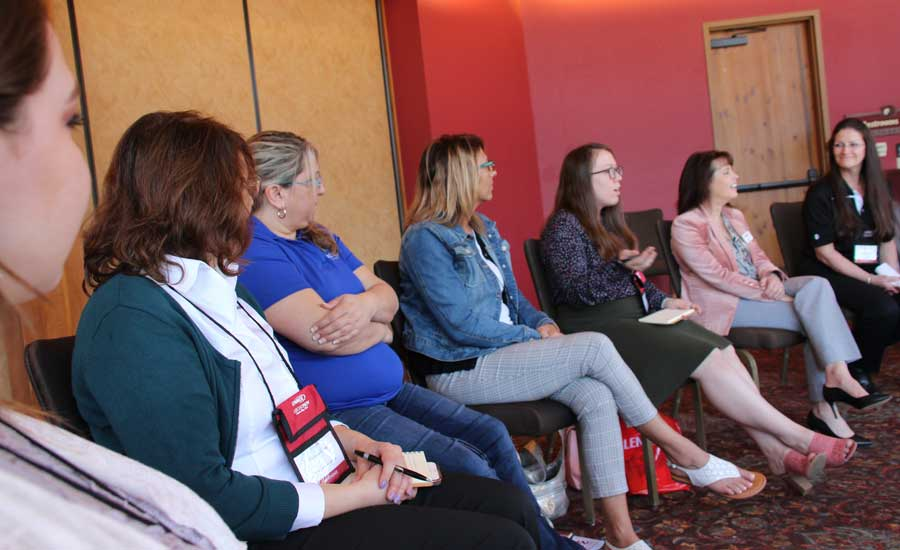 2019 Lennox VisionTECH Conference: Women in Lennox Leadership meeting - The ACHR News