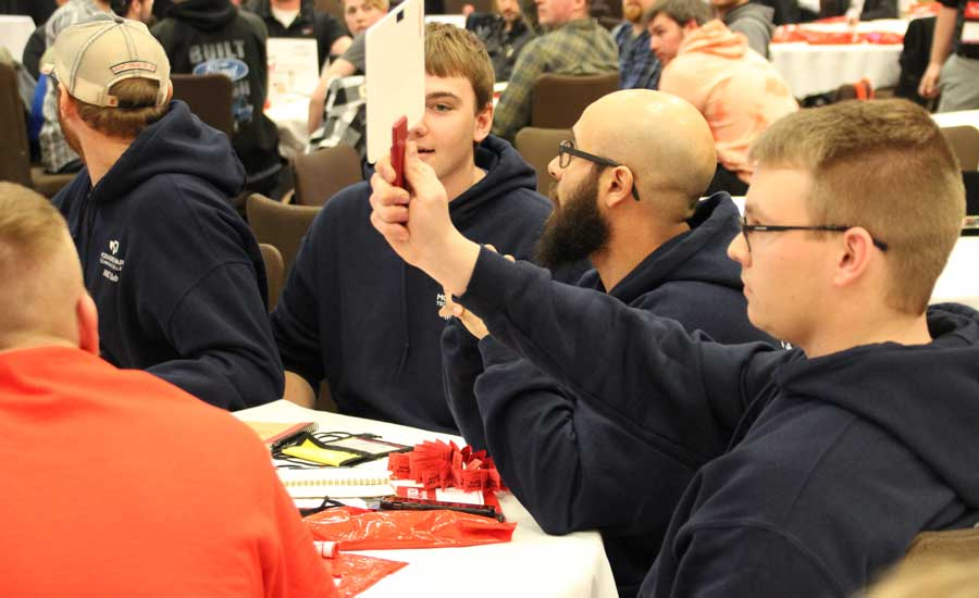 2019 Lennox VisionTECH Conference: Attendees at the 9th annual Lennox VisionTECH conference compete in the TechWarZ competition, a Jeopardy-style tournament. - The ACHR News