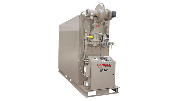 condensing hydronic boiler