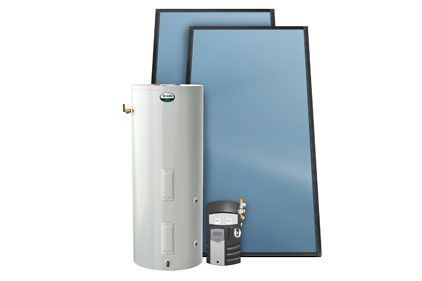Feature-AOSmithCirrexSolarThermalSystem
