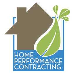 Home Performance Contracting Logo In Body