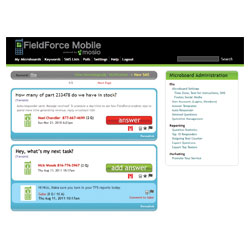 mobile messaging software