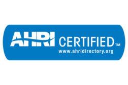 AHRI certification logo