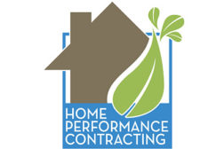 Home Performance Contracting Logo