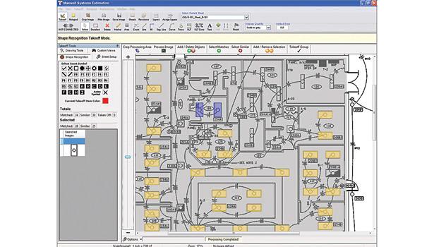 Estimating Software Mechanical Electrical Plumbing 2017
