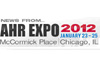 2012 AHR Expo Banner