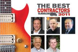 Best Contractor Contest