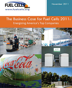 Business Case for Fuel Cells cover