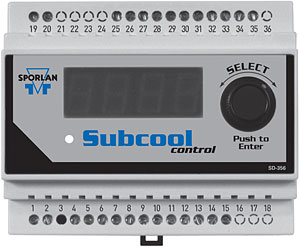 Subcool Controller