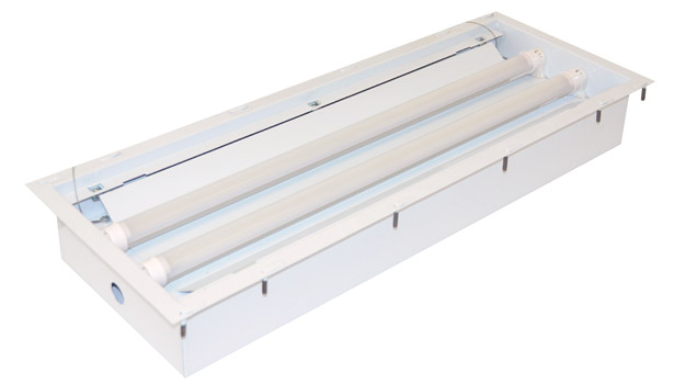 recessed LED fixture