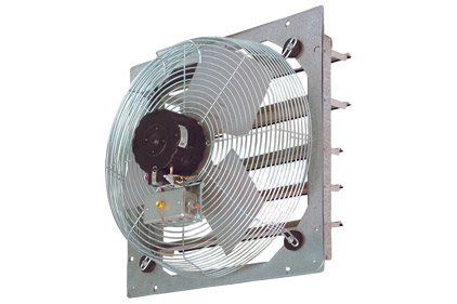 Continental Fan Manufacturing Inc Direct Drive Wall Fans