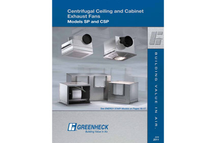 exhaust fan catalog