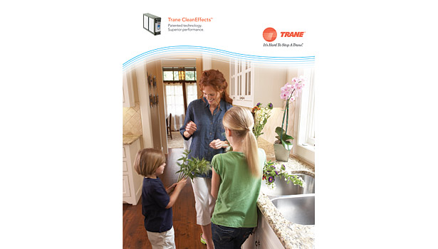 Trane CleanEffects brochure