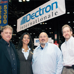 Dectron Rep of Year