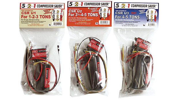 compressor start-up kits