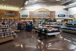 supermarket deli department