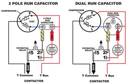 The Case for Hard Start Kits | 2012-04-09 | ACHRNEWS | Hvac Hard Start Capacitor Wiring Diagrams |  | ACHR News