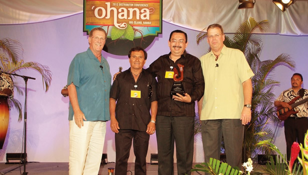 International Distributor of the Year
