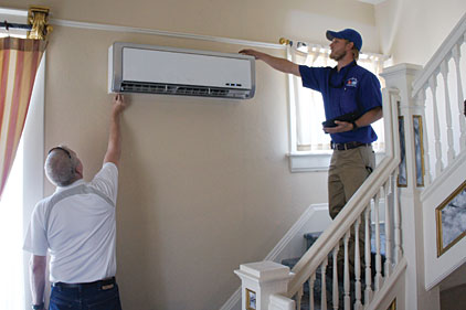 Contractors Reap Benefits Of Ductless Installations 2012