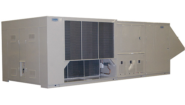 AAON RN Series Package Rooftop Unit