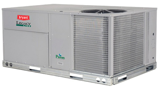 Bryant Legacy Series (580J) Constant Volume Gas/Electric Package Rooftop