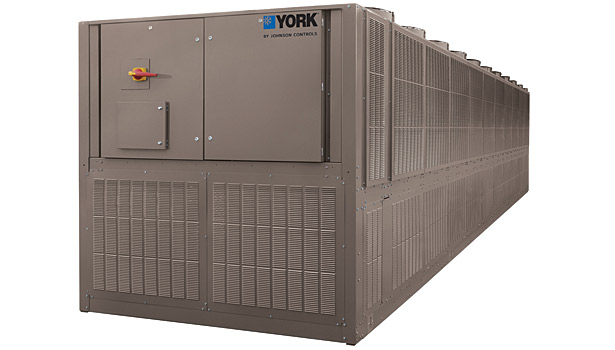 YORK YVAA Air-Cooled, Variable-Speed, Screw Chiller