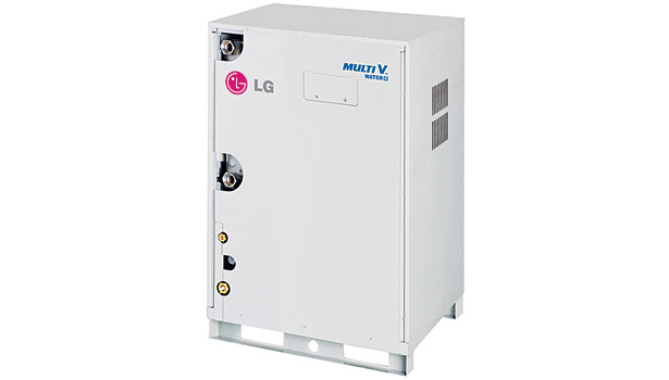 LG Electronics USA Multi V Water II Heat Pump