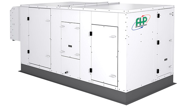 FHP-Bosch RT Series Energy Recovery Rooftop Heat Pump