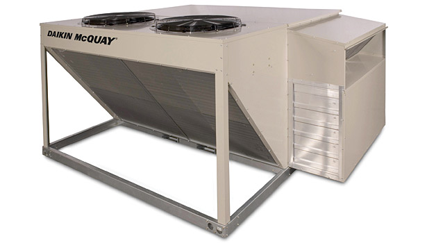 McQuay Rebel DPS Package Rooftop Cooling and Heat Pump