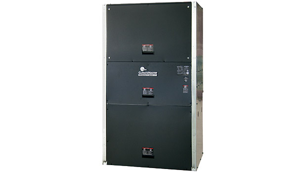 ClimateMaster Tranquility Compact Belt Drive Series, Vertical Option Heat Pump