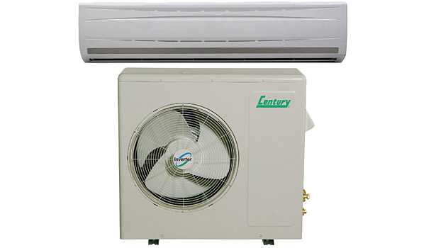 Century VMH36SC Ductless Mini-Split Heat Pump
