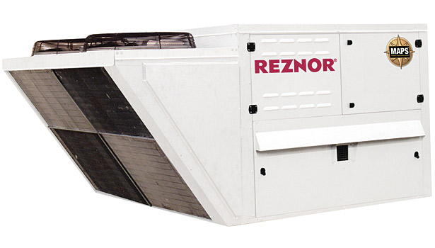 Reznor RCC Package Rooftop Make-Up Air System