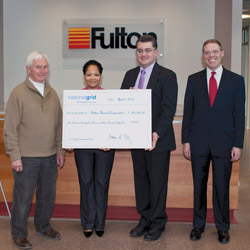 National Grid check presentation