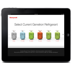 Honeywell R-22 Retrofit App