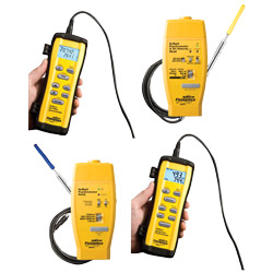 Psychrometers, Hot-Wire Anemometer