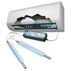 Ductless UV Light System