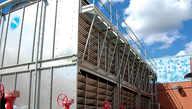 Preventing White Rust On Galvanized Steel Cooling Towers 2012