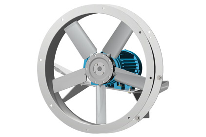 Direct Drive Flange Fan