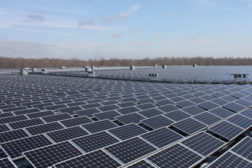 rooftop solar power system at McCormick & Company