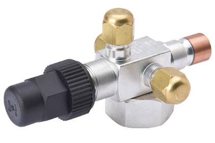 Refrigeration Steel Isolation Valves