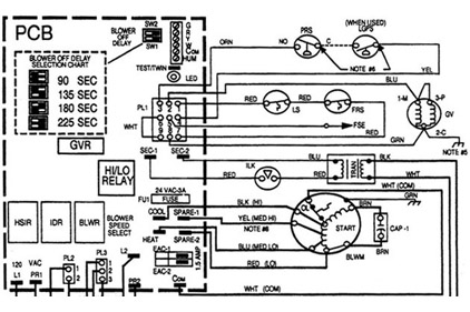 troubleshooting challenge assisting with a split system problem rh achrnews com nordyne condenser unit wiring diagram heatcraft condensing unit wiring diagram