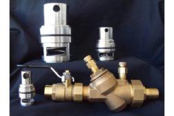 Automatic Flow Limiter With Flow Measurement