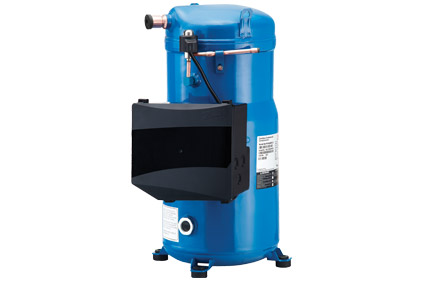 Heat Pump Scroll Compressor
