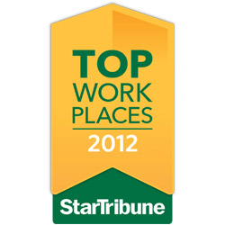 StarTribune Top Workplaces 2012
