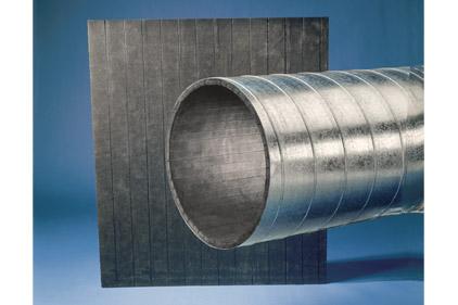 Certainteed Corp Fiberglass Spiral Duct Liner 2012 07