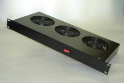 Three-Position Short Fan Tray